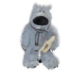 Мягкая игрушка Волк музыкальный 40см.