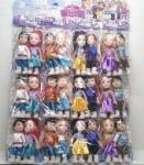 """Набор кукол """"Диснеевские принцессы"""" - блок"""