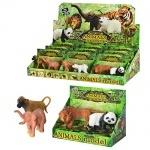 Животные дикие - 2 фигурки в наборе