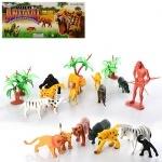 Животные дикие - игровой набор