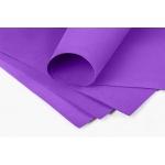 Фоамиран А4, фиолетовый