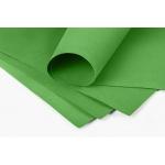 Фоамиран А4, темно-зеленный