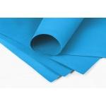Набор Фоамиран А4, темно-голубой