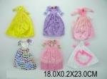 Платья для кукол типа Барби