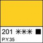 Краска темперная МАСТЕР-КЛАСС кадмий желтый средний
