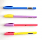 "Ручка шар/масл ""Spring"", синяя"