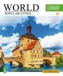 А5/96 кл. YES  WORLD-16, тетрадь