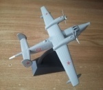 """Модель Самолет """"БЕ-12"""""""