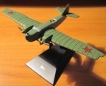 """Модель Самолет  """"ТБ-1"""""""