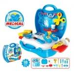 Игровой набор доктора в чемодане