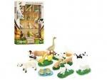Игровой набор домашних животных