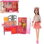 Мебель для кукол типа Барби, кухня