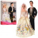 Набор кукол жених и невеста