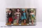 Кукла 28см Стильная леди