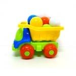 Машина Шмелек М с шариками
