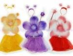 Набор бабочки: крылья, обруч, юбка, палочка