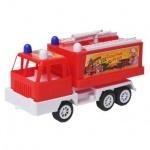 Машина мини Карго пожарная