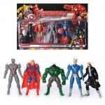 Супергерои Marvel МИКС