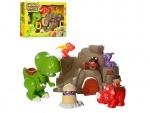 Набор игровой динозавры