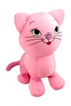 """Антистрессовая игрушка """"SOFT TOYS """"Кошеня"""" розовый"""