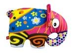 """Антистрессовая игрушка """"SOFT TOYS """"Слон"""", разноцветный"""