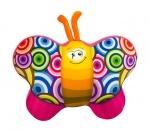 """Антистрессовая игрушка """"SOFT TOYS """"Метелик"""", розовый"""