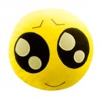 """Антистрессовая игрушка """"SOFT TOYS """"Смайлик"""" с большими глазами"""