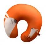 """Антистрессовая игрушка """"SOFT TOYS """"Подушка"""", заец, оранжевый"""
