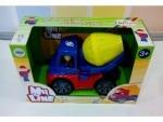 """Машина М4 """"Бетономешалка"""" (в подарочной упаковке)"""