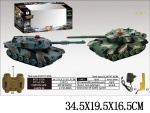Р/У танковый бой
