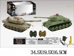 Игровой набор на р/у танковый бой
