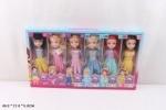 Кукла Принцесса - набор