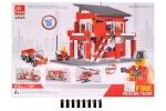 Конструктор Пожарная станция