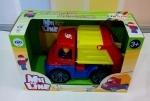 Машина М4 мусоровоз (в подарочной упаковке)