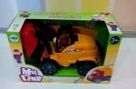 Машина М4 погрузчик (в подарочной упаковке)