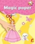 """Книга """"Дитяча творчість. Magic paper. Модниці"""" (р/у)"""