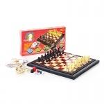 Набор шахматы магнитные 8-в-1