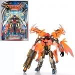Трансформер TF робот+дракон