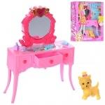 Мебель для кукол трюмо