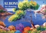 """Альбом для рисования А4 30л """"Природа"""" YES"""