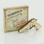 """Набор для творчества """"Пистолет-конструктор Магнум"""""""