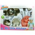 Детский кухонный набор, 10 предметов