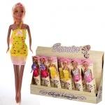 Кукла - меняет цвет тела от тепла - блок