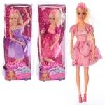Кукла типа Барби, шарнирная