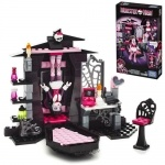 Конструктор Monster High Mega Bloks Комната Дракулауры
