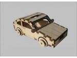 Сборная деревянная модель Спортивная