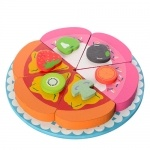 "Деревянная игрушка - Игра на магнитах ""Торт"""
