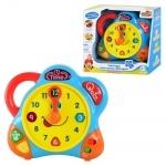 Музыкальные обучающие часы PINK