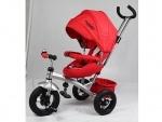 Детский трехколесный велосипед Turbo Trike, красный