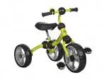 Велосипед детский трехколесный Turbo Trike, салатовый